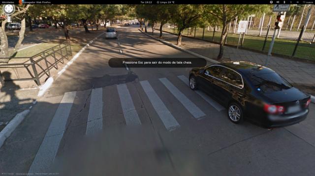 Avenida Érico Veríssimo
