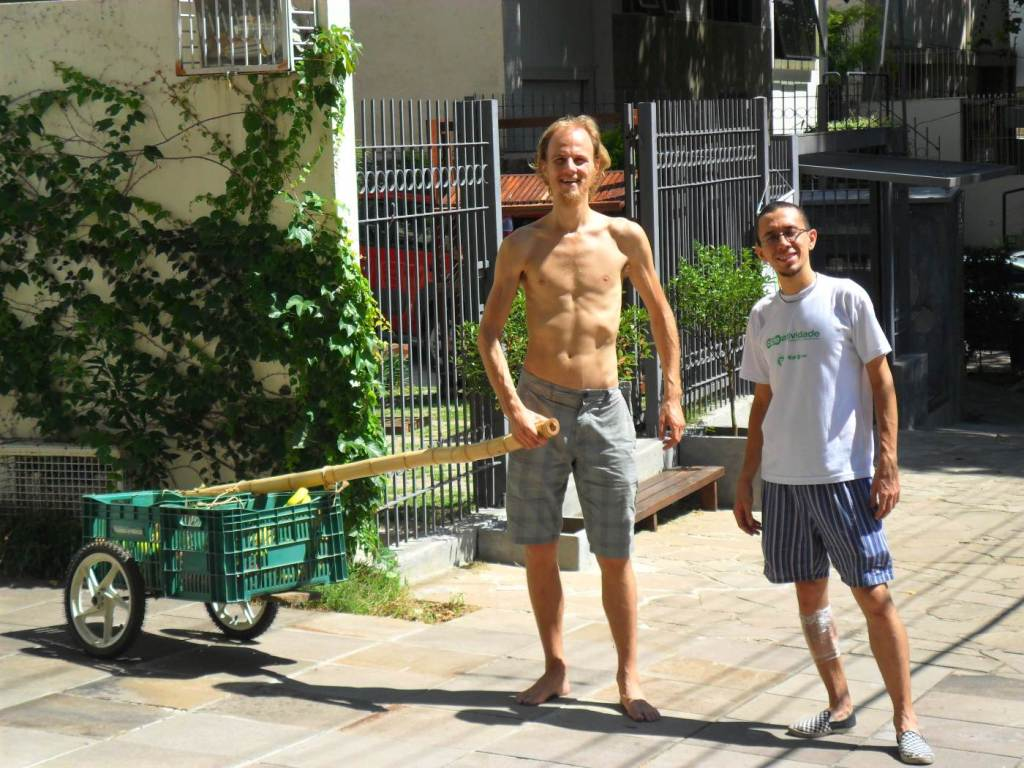 Klaus e Marquinhos