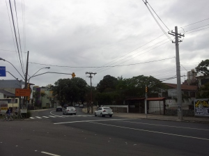 Sinaleira Pinheiro Borda