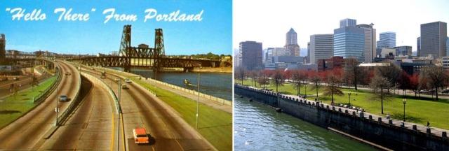 A cidade de Portland nos E.U.A., que não possui sistema de metrô, removeu uma via expressa semelhante à Av. Edvaldo Pereira Paiva para criar um parque.