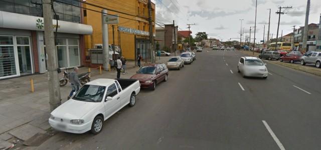 Avenida Assis Brasil atualmente.