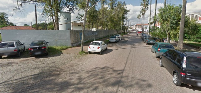 Rua Augusto Severo hoje.